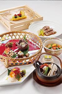 今月のおすすめ料理 旬コース4,000円